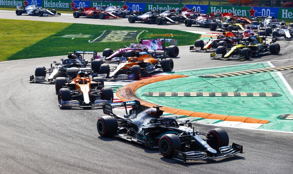 2020 Formula One Italian Grand Prix