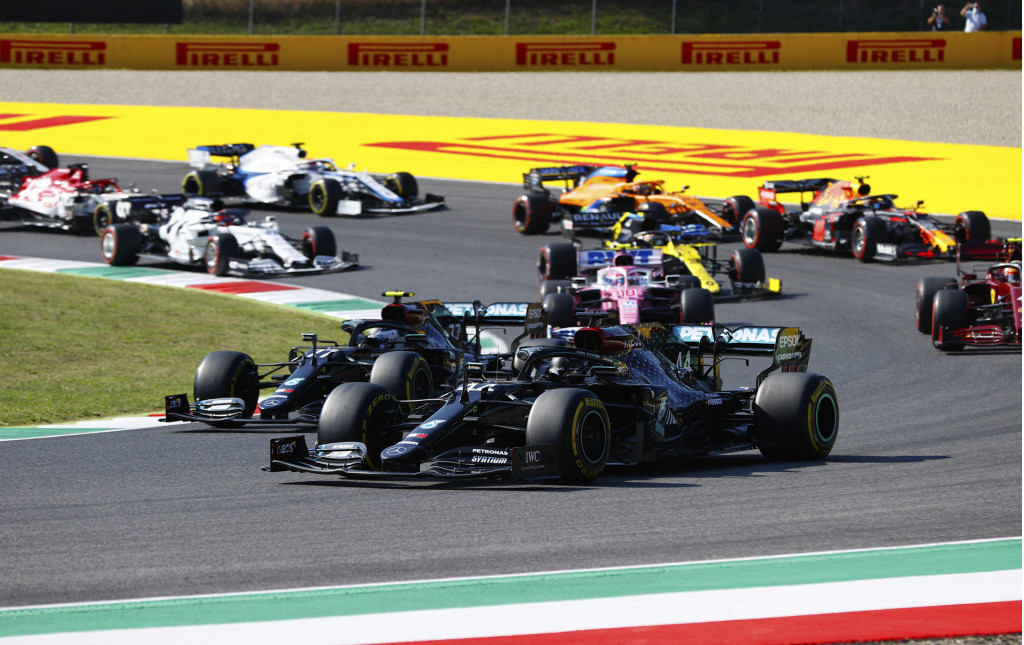 2020 Formula One Tuscan Grand Prix