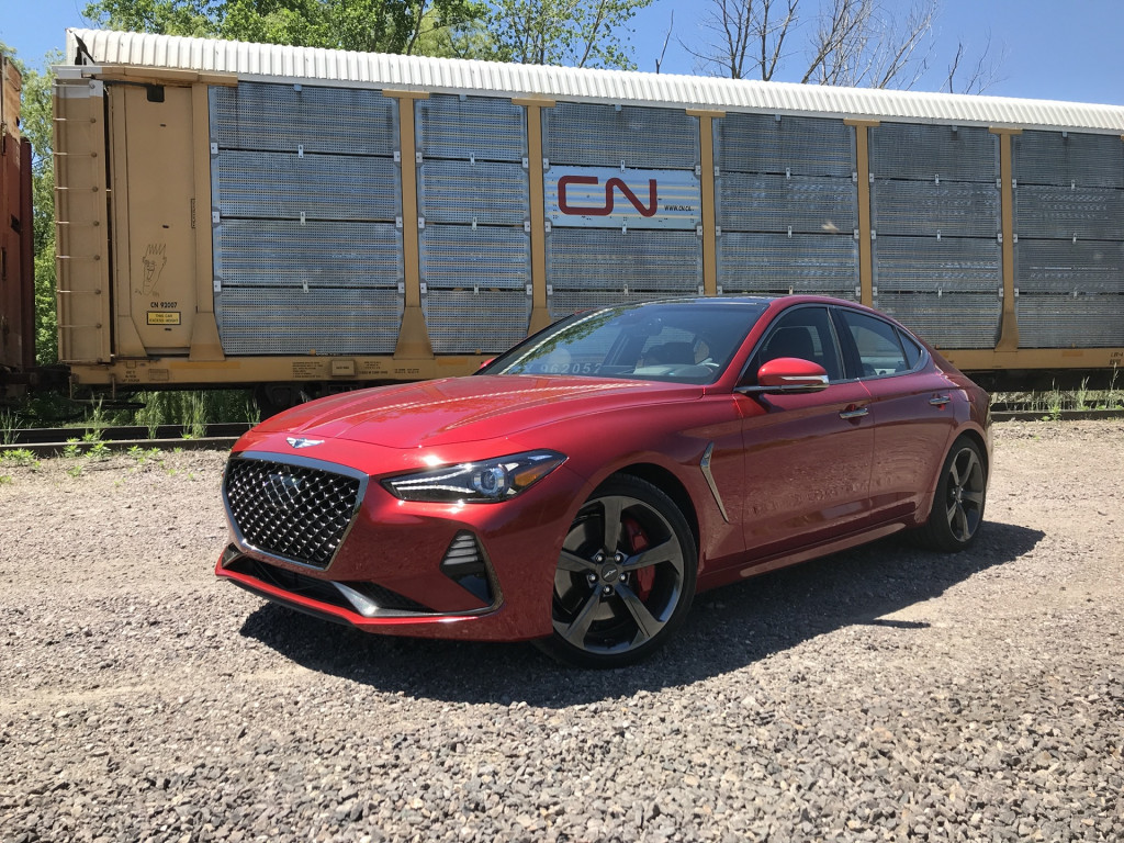 Review update: 2020 Genesis G70 makes case for sport sedan glory