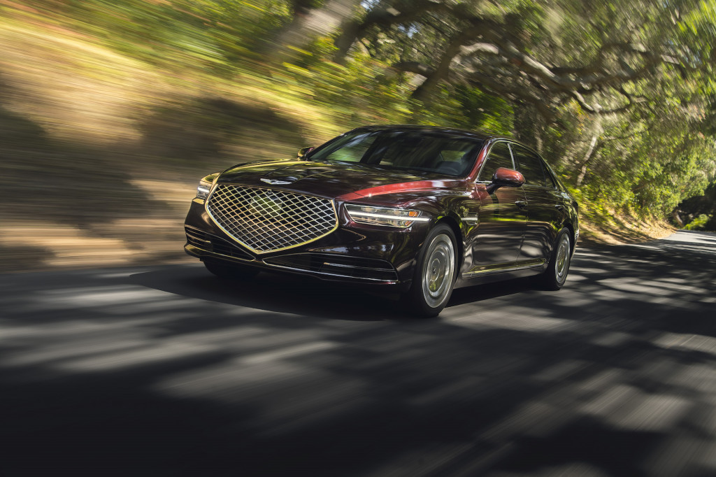 2020 Genesis G90 still a value despite price rise