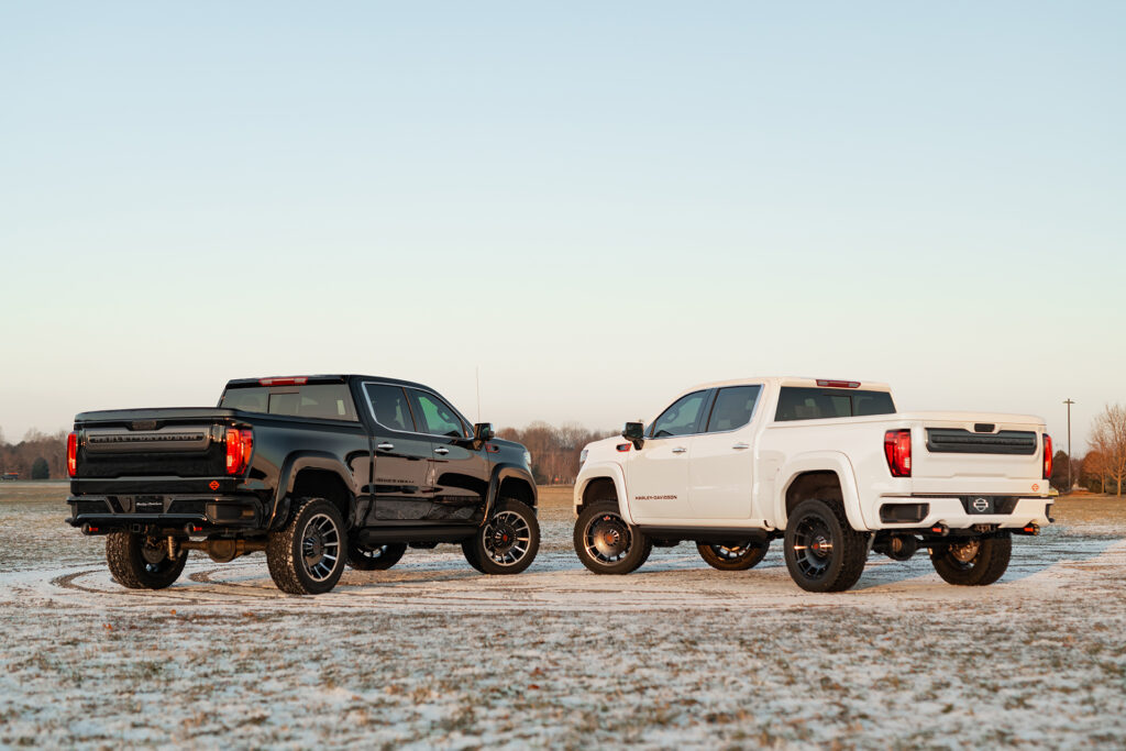 Best collectors cars to buy, Harley-Davidson GMC Sierra ...