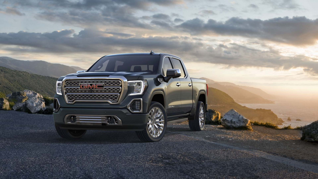 2020 Gmc Sierra 1500 Review Ratings Specs Prices And Photos The Car Connection