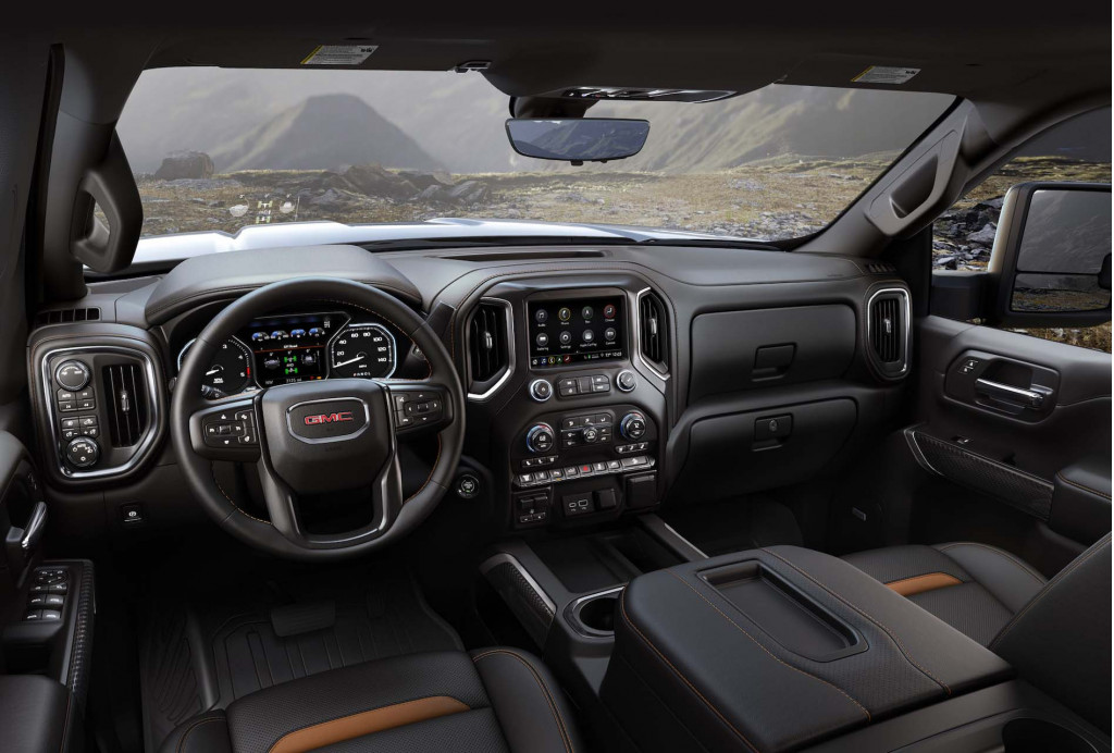 2020 GMC Sierra Heavy Duty
