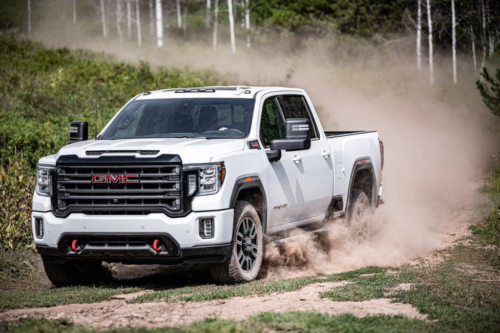 2020 Gmc Sierra 2500hd Review Ratings Specs Prices And Photos