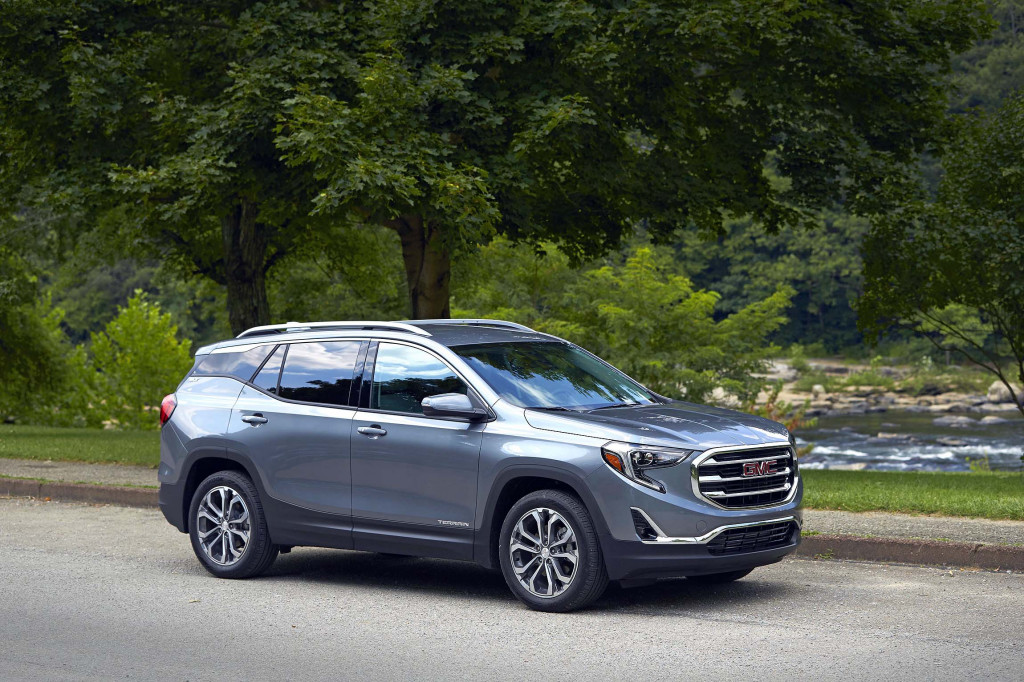 2020 Gmc Terrain Prices And Expert Review The Car Connection