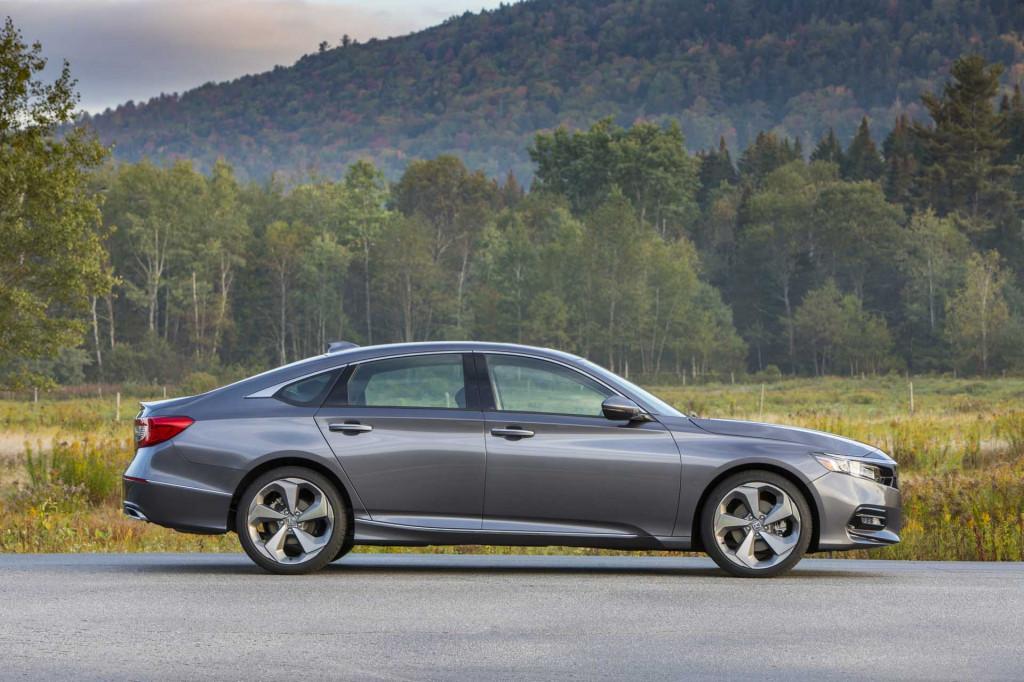 2020 Honda Accord vs. 2020 Toyota Camry: Compare Cars