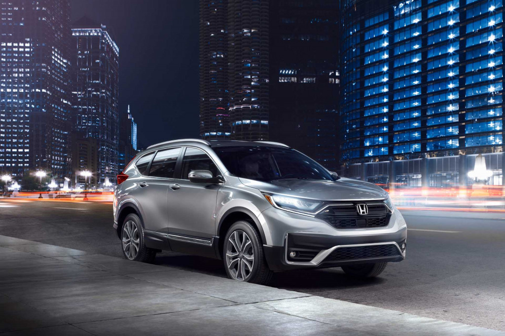 2020 Honda CR-V vs. 2020 Toyota RAV4: Compare Crossovers
