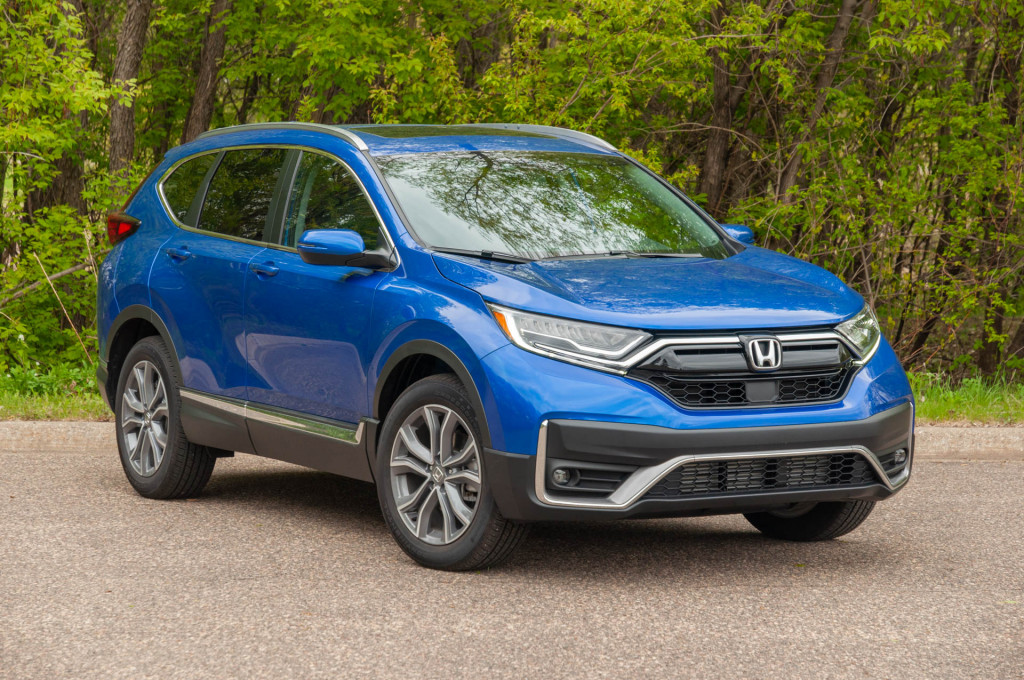 Review update: The 2020 Honda CR-V fits the family without much flair