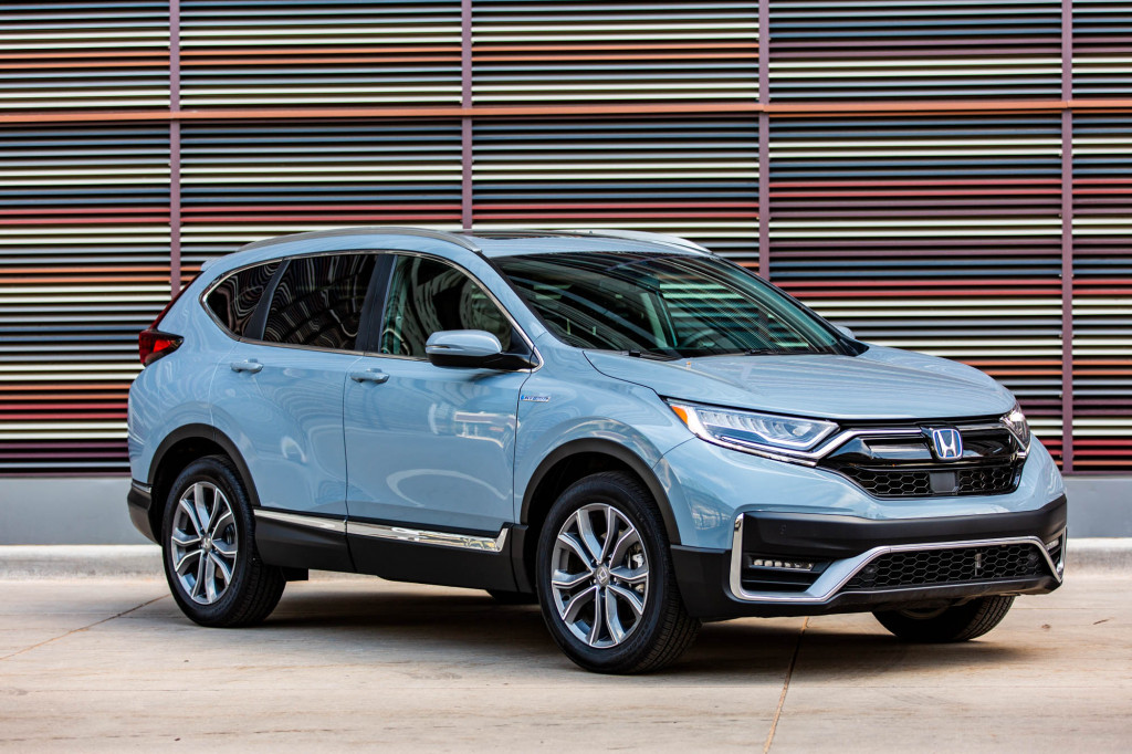 2020 Honda Cr V Review Ratings Specs Prices And Photos The Car Connection