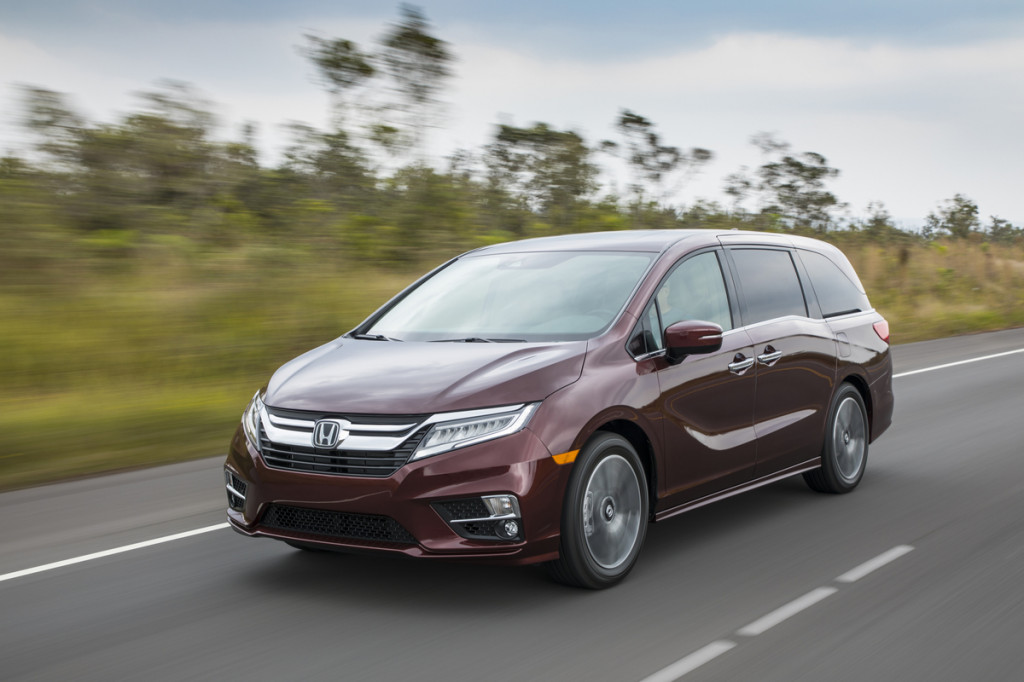 New And Used Honda Odyssey Prices