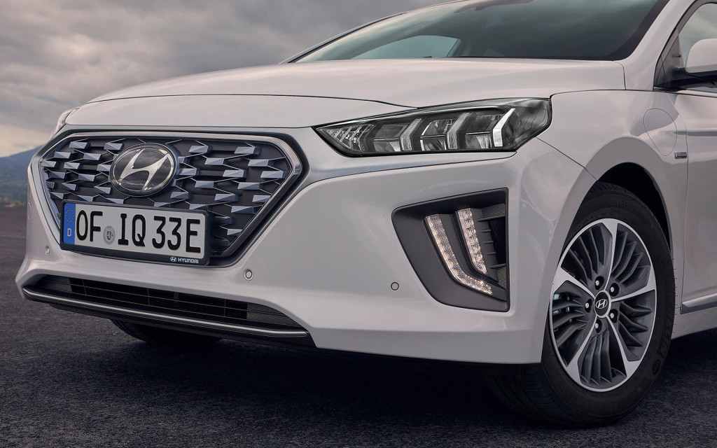 2020 Hyundai Ioniq Hybrid and Plug-In Hybrid: 58 mpg and 29 miles, respectively