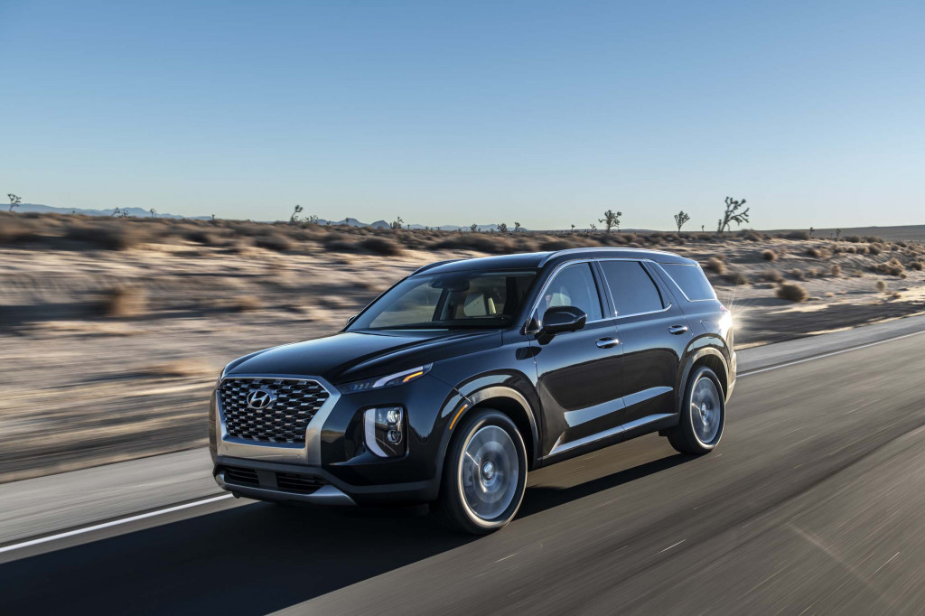 2020 Hyundai Palisade Review Ratings Specs Prices And Photos