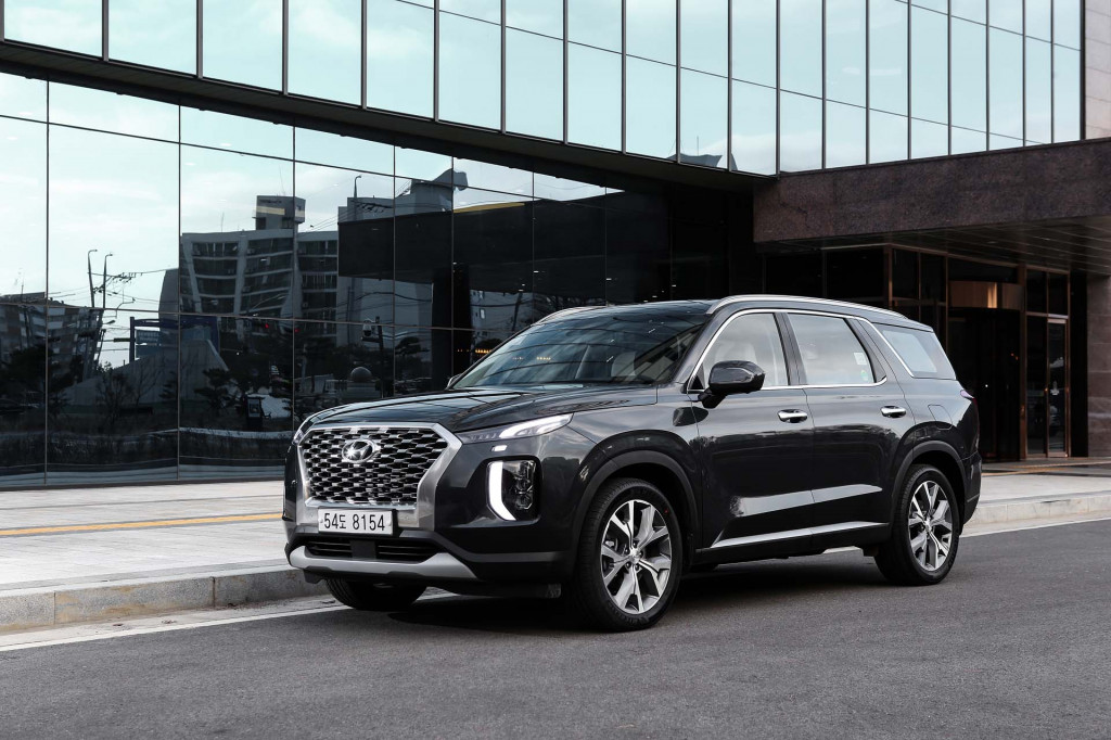 2020 Hyundai Palisade First Drive Review Enter Sandman