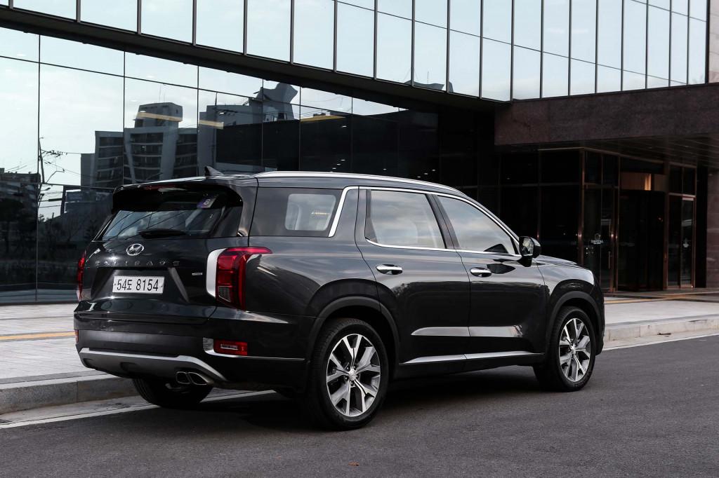 2020 Hyundai Palisade first drive