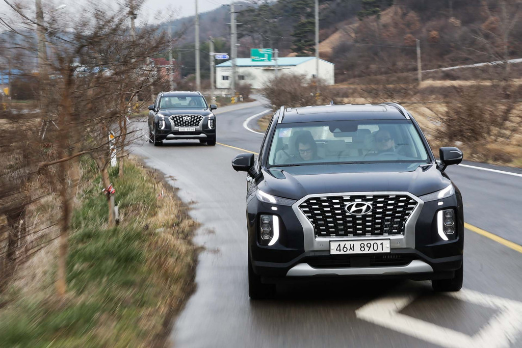 2020 Hyundai Palisade Driven Morgan S Last V 8 Trump S Fuel
