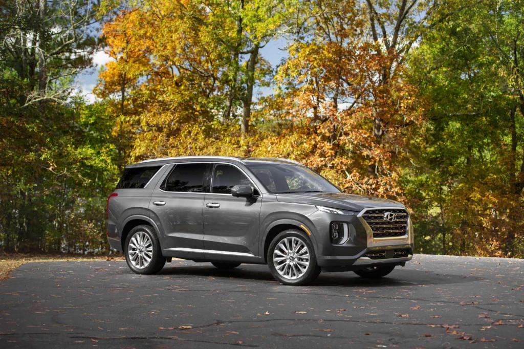 Hyundai Palisade: Best Car To Buy 2020 Nominee