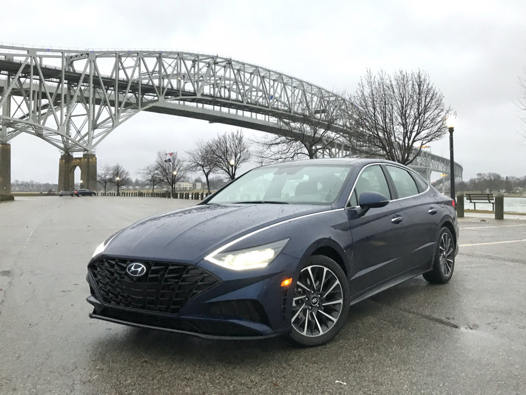 Review update: 2020 Hyundai Sonata Limited is the best mid-size sedan