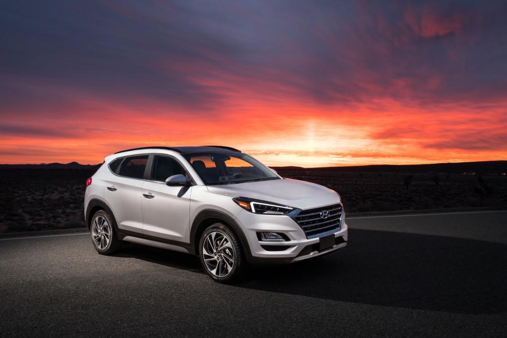 2020 Ford Ecosport vs. 2020 Hyundai Tucson: Compare Crossovers