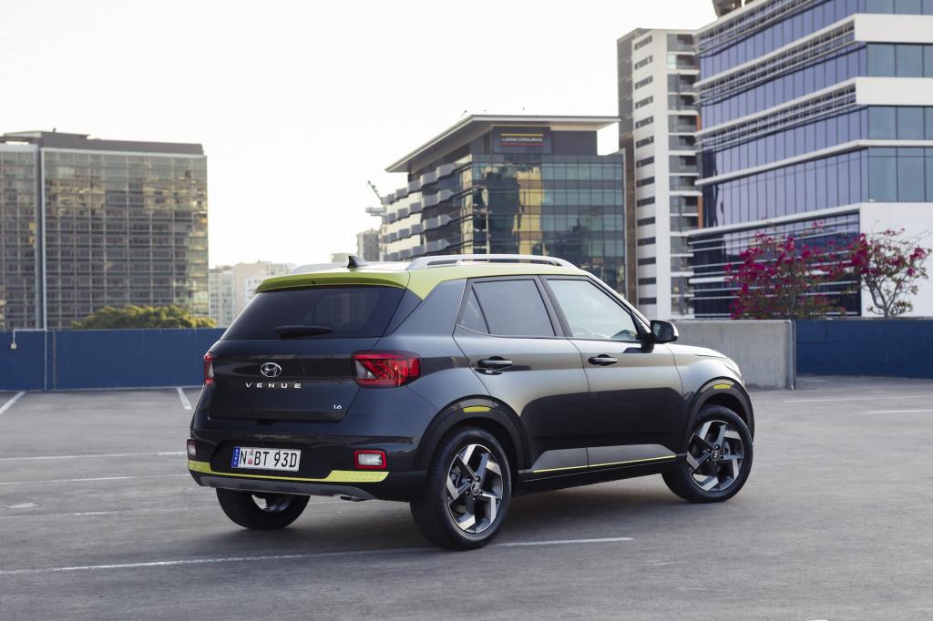 2020 Hyundai Venue subcompact crossover starts at $18,345