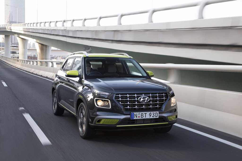 First drive: The 2020 Hyundai Venue sets a small but splashy stage