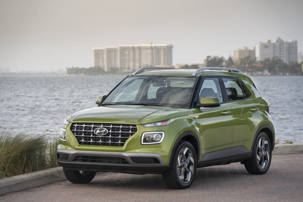 2020 Hyundai Venue Review Ratings Specs Prices And Photos The Car Connection
