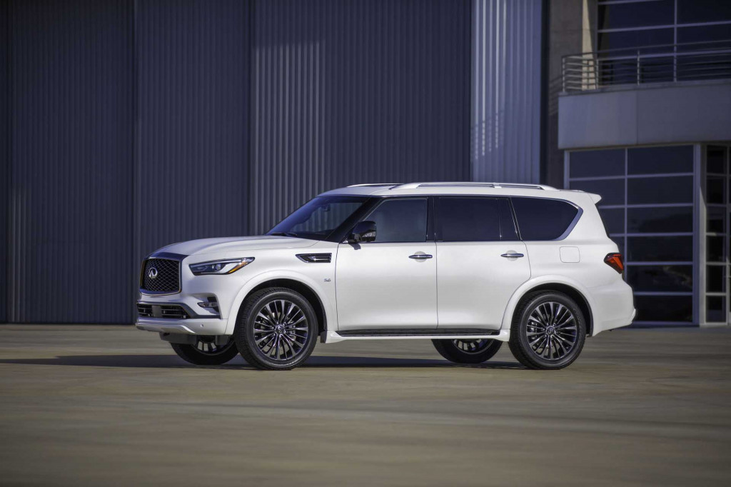 new and used infiniti qx80 prices photos reviews specs the car connection new and used infiniti qx80 prices