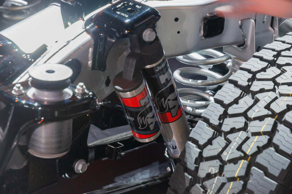 2020 Jeep Gladiator Mojave, 2020 Chicago Auto Show