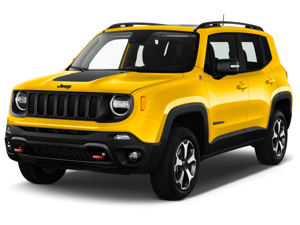 2020 Jeep Renegade Review Ratings Specs Prices And Photos The Car Connection
