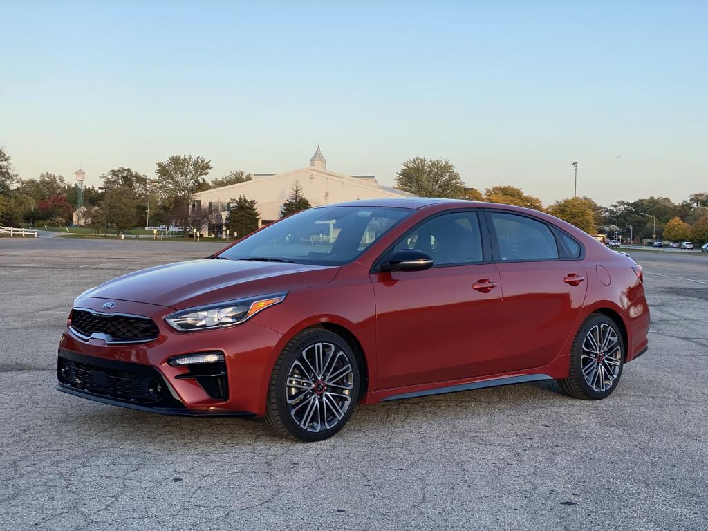 Review update: 2020 Kia Forte GT rocks a sporty value