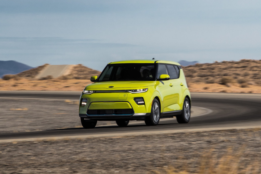 Official: Kia Soul EV delayed until 2021