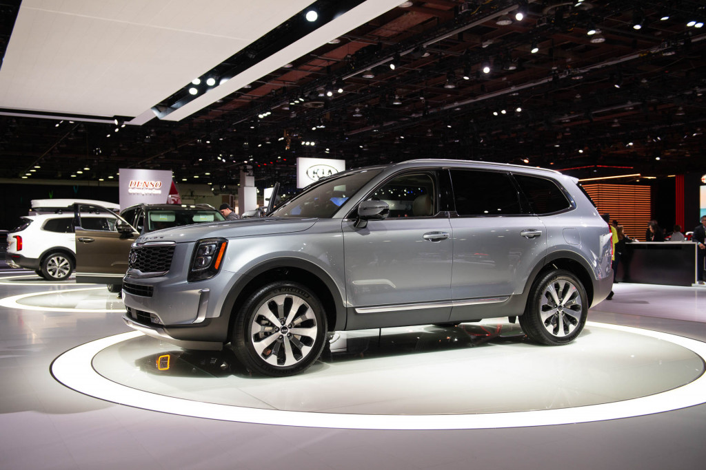 2020 Kia Telluride arrives this spring, will cost $32,735