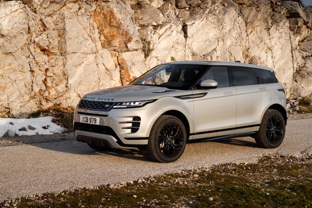 2020 Land Rover Range Rover Evoque P250 R-Dynamic S
