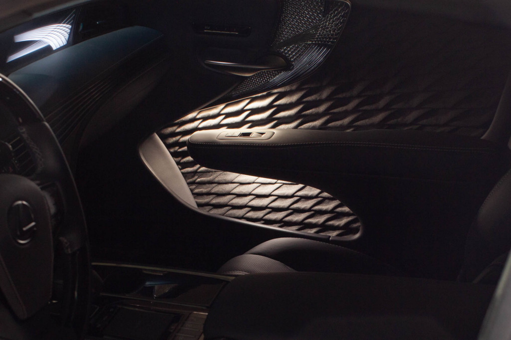 2020 Lexus LS500