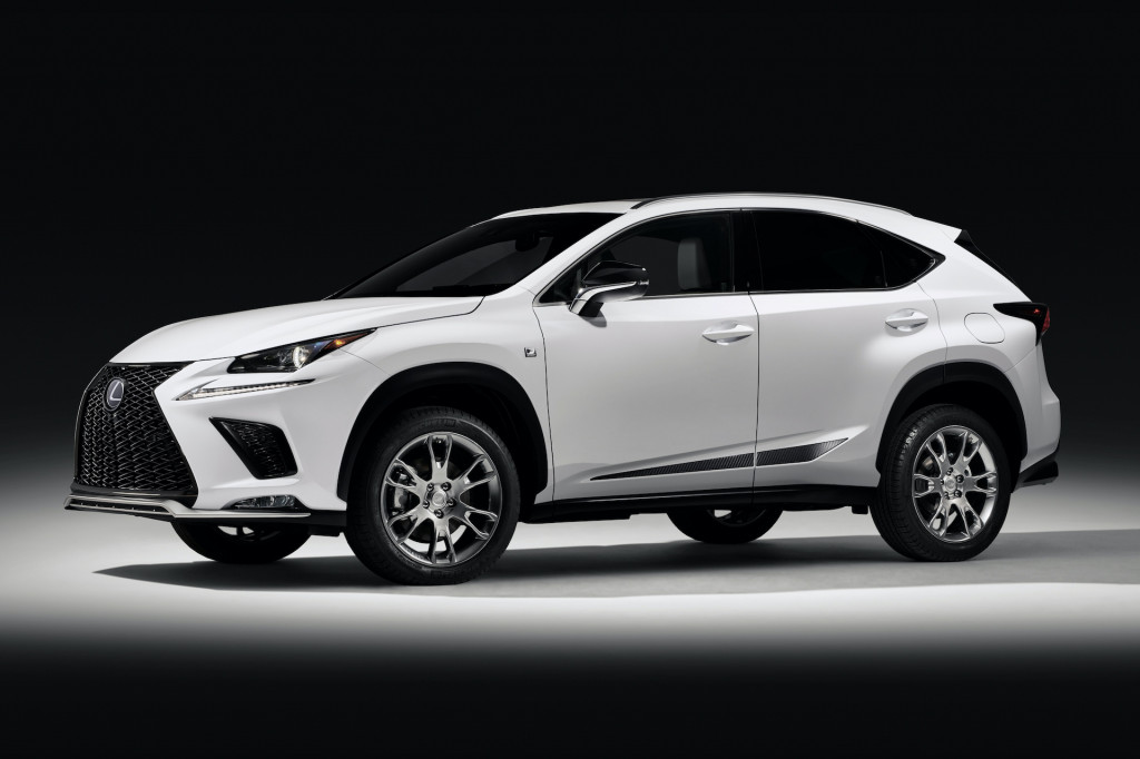 What's New for 2020: Lexus