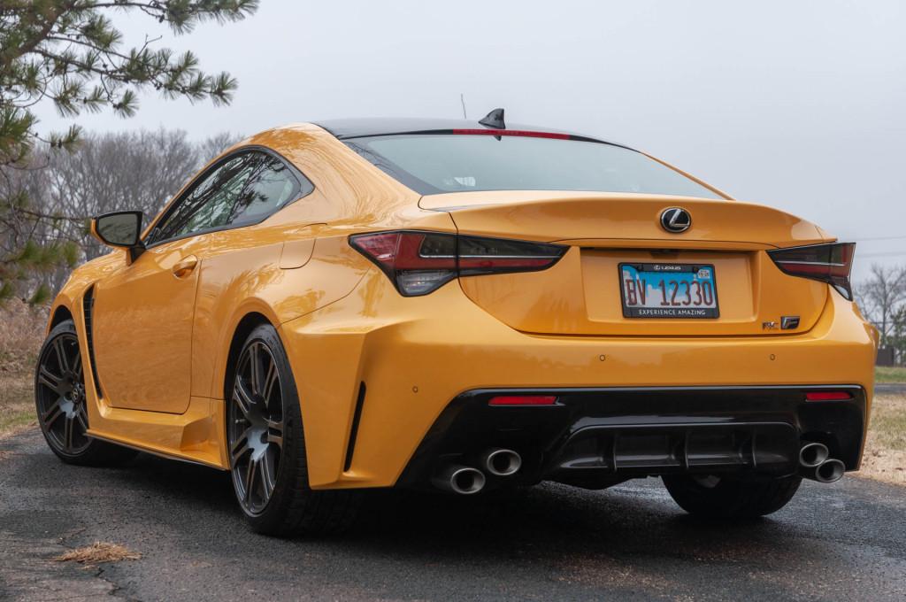 2020 Lexus RC F