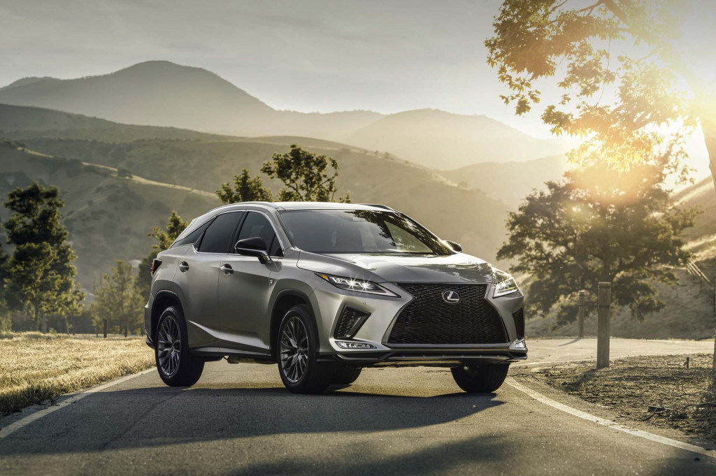 Review update: The 2020 Lexus RX 350 AWD still answers the call