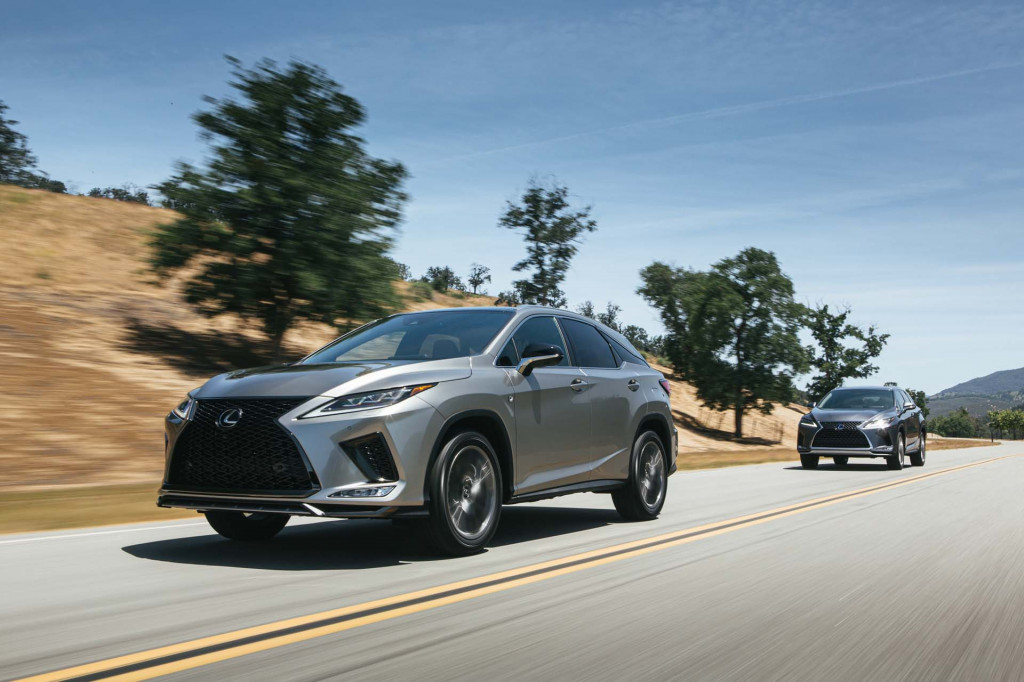 New And Used Lexus Rx Prices Photos Reviews Specs The Car Connection