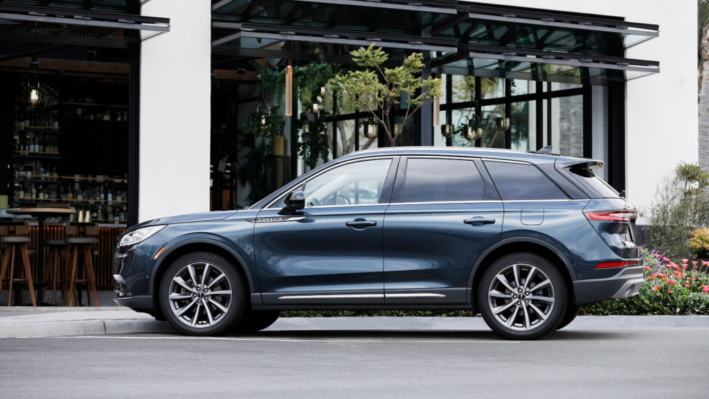 2020 Lincoln Corsair to cost $36,940