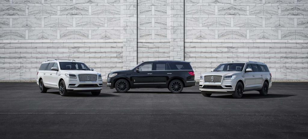 Lincoln Navigator and Ford Expedition hybrids on the way