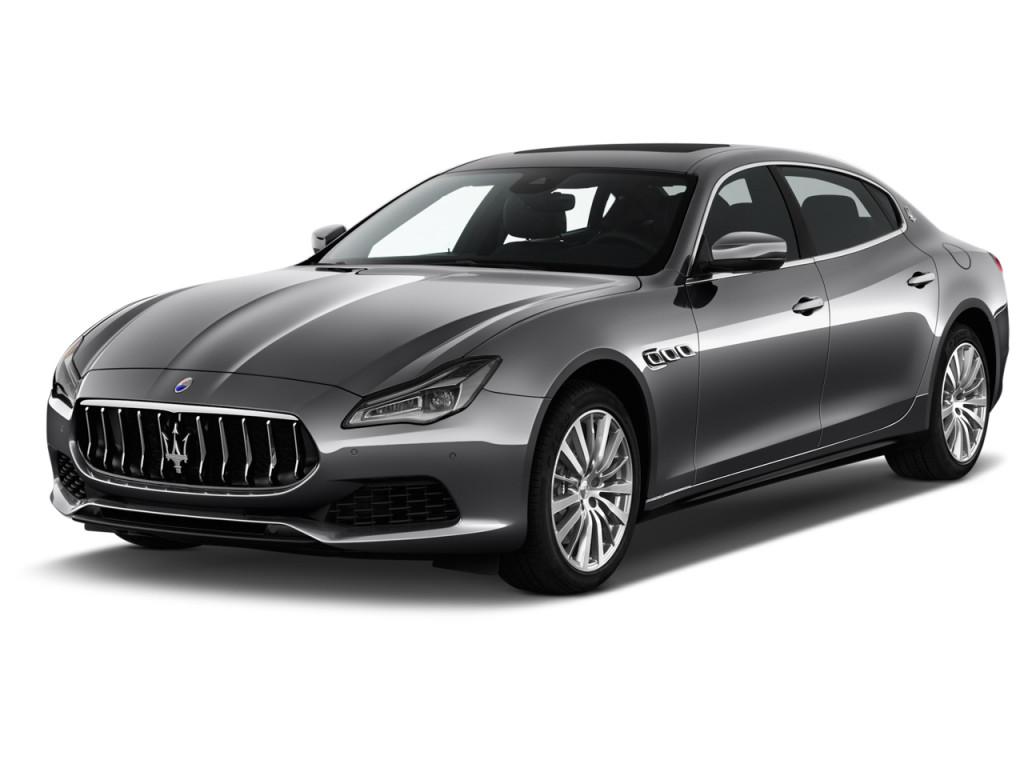 2019 Maserati Quattroporte Review, Ratings, Specs, Prices