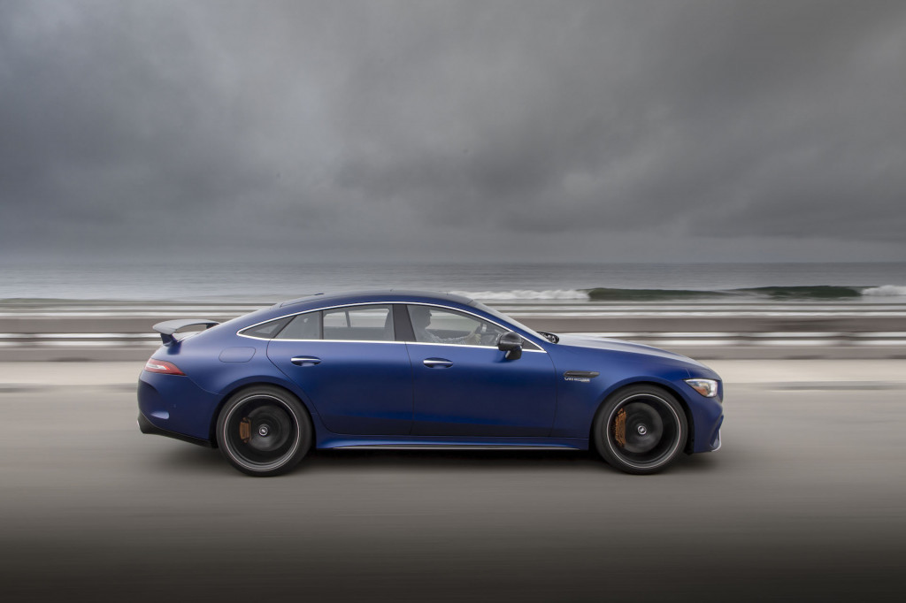 2020 Mercedes Benz Amg Gt Review Ratings Specs Prices And Photos The Car Connection
