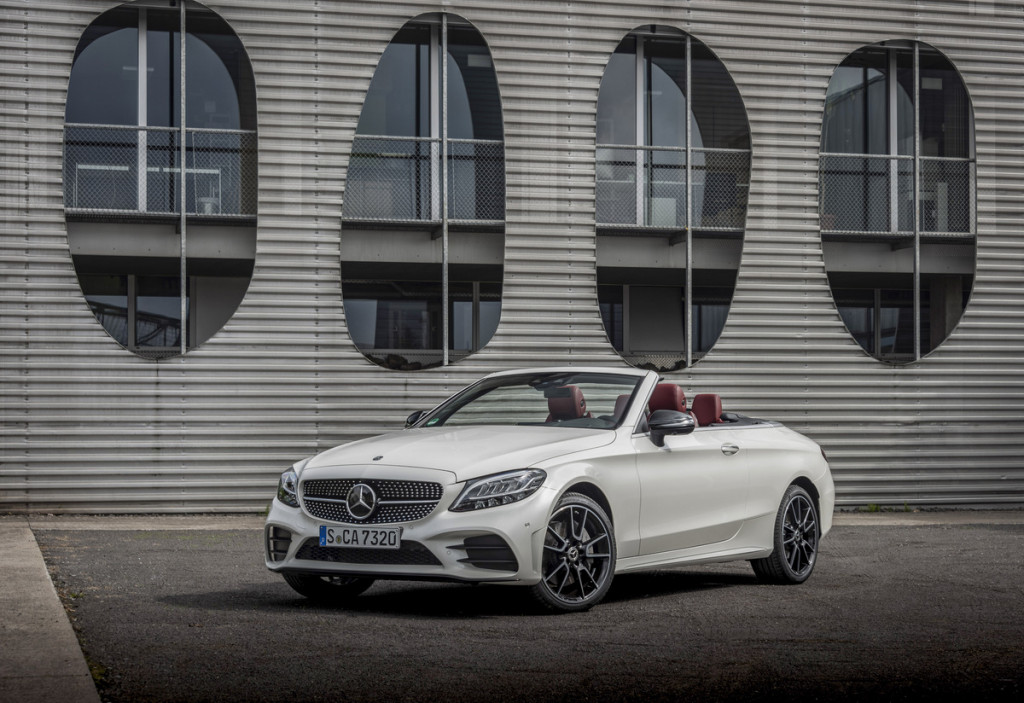 2020 Mercedes Benz C Class Review Ratings Specs Prices And Photos The Car Connection