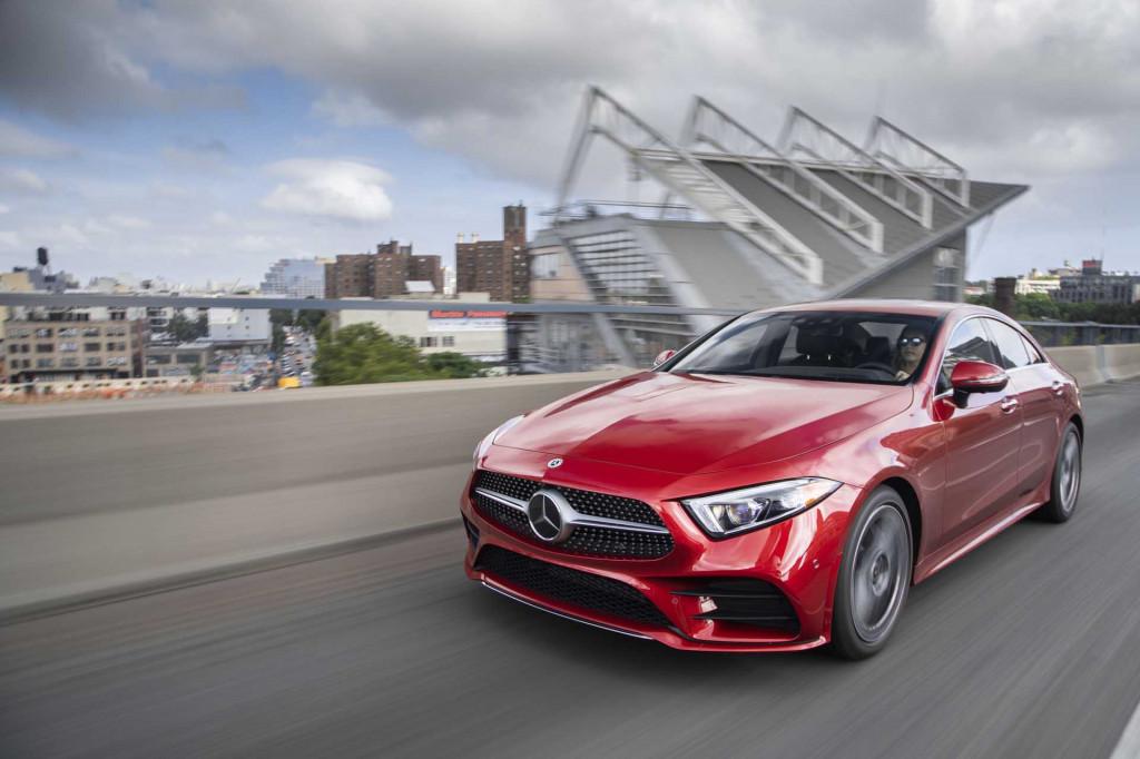 2020 Mercedes-Benz CLS Class