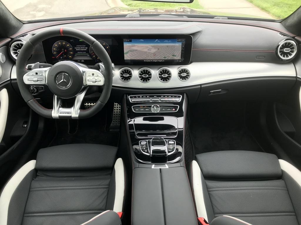 2020 Mercedes-Benz AMG E 53 Coupe