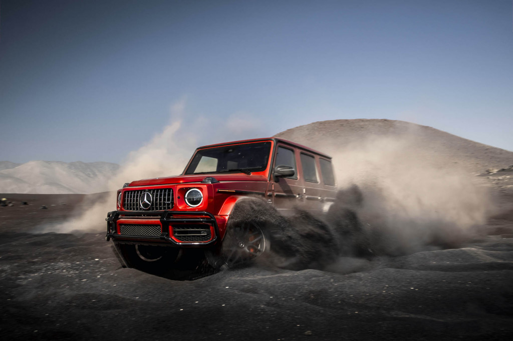 2020 Mercedes Benz G Class Review Ratings Specs Prices And Photos The Car Connection