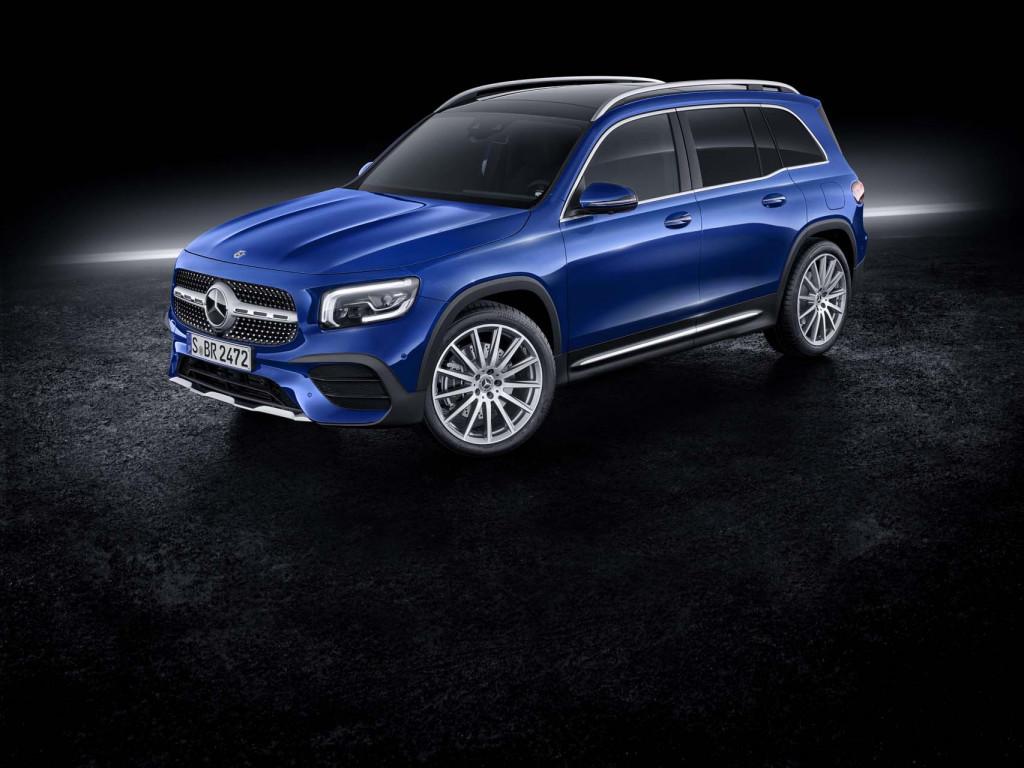 2020 Mercedes-Benz GLB-Class