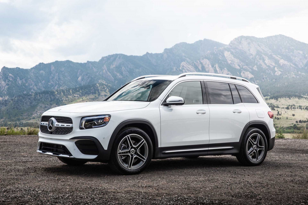 First Drive Review: The 2020 Mercedes-Benz GLB 250 plays all the right angles