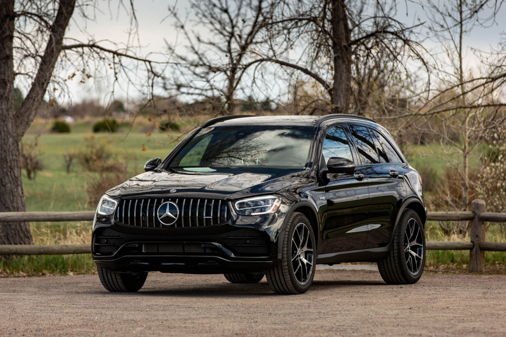 Review Update The 2020 Mercedes Benz Amg Glc 43 Suv Nose The Right Spice Level
