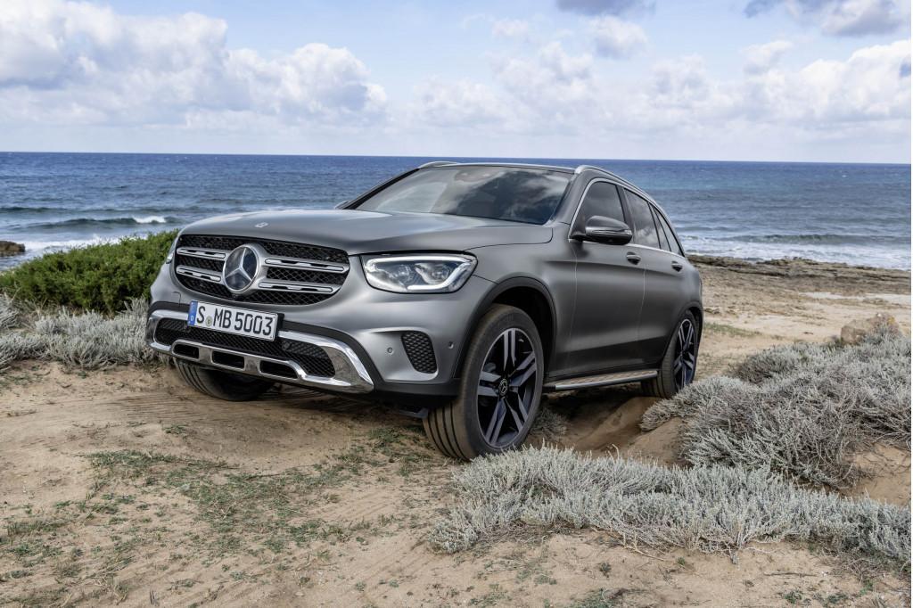 2020 Mercedes-Benz GLC300 gets tougher look, more tech