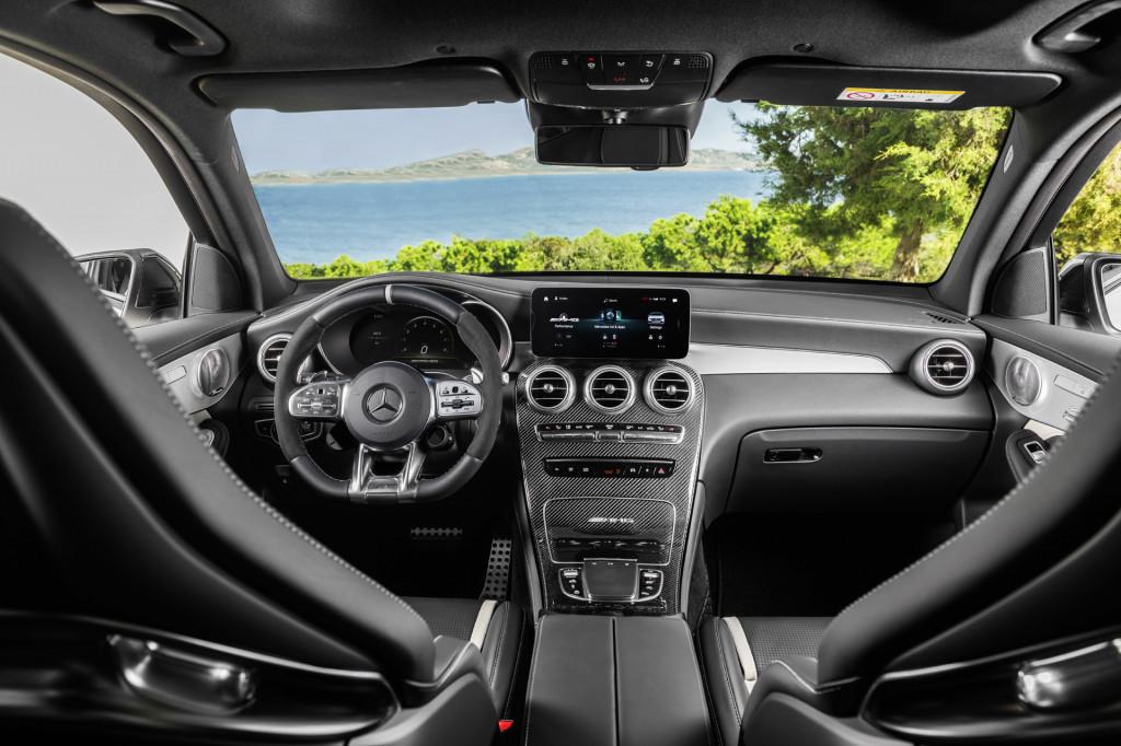 2019 Mercedes-Benz GLC: Facelift, Interior, Updates >> Amg Reveals Updated 2020 Glc63 Ahead Of New York Auto Show